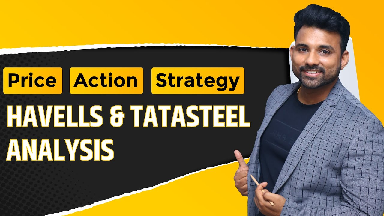 Download Price Action सिख लिया तो भगवान भी loss नही कर सकता | Havells & Tatasteel Analysis