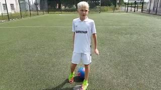 ОБУЧЕНИЕ ФУТБОЛЬНЫМ ФИНТАМ ч.3 FOOTBALL SKILLS part 3