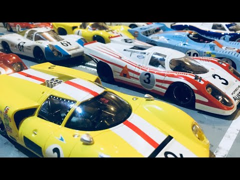 Slot Car Racing at Shepton Mallet