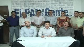 Ataques sin fundamentos contra Hugo Rivera afirma PAN