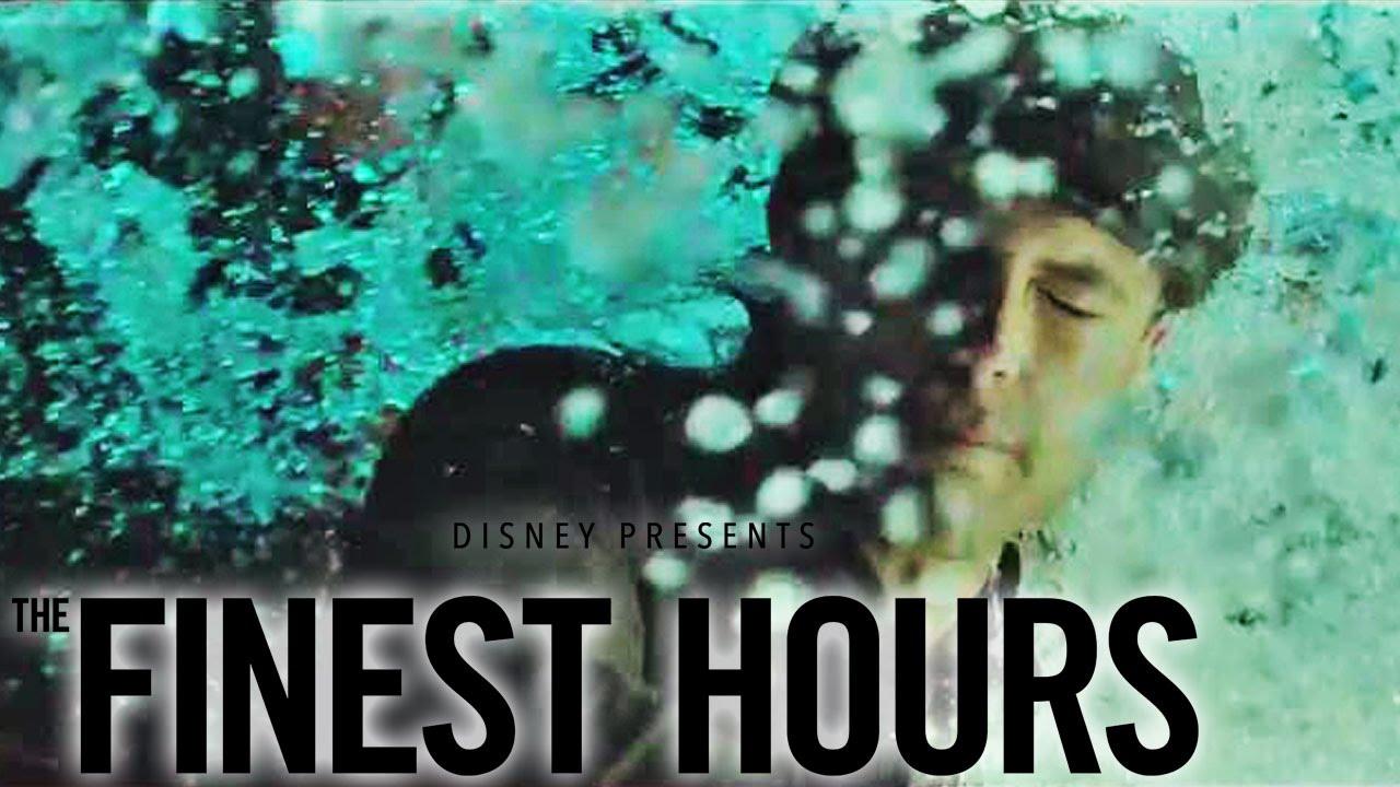 the finest hours trailer deutsch