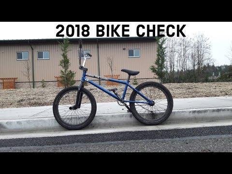 2018 Bike Check