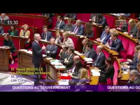 Question au Gouvernement sur l'évasion fiscale