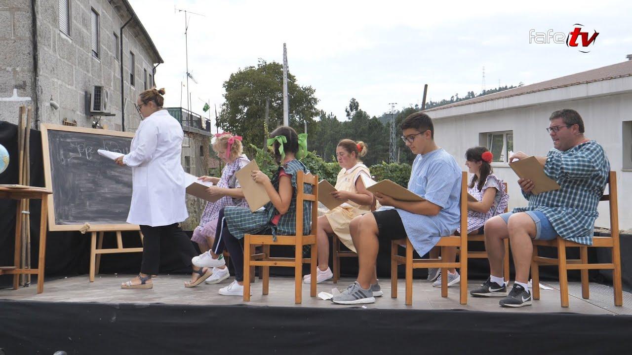 """""""A Arte do Jogo do Pau"""", percorreu este domingo a união das freguesias de Cepães e Fareja."""