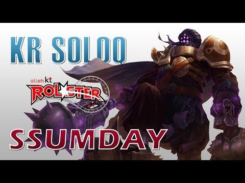 KT Arrows Ssumday (Rank 1) - Jax vs Shen - KR SoloQ