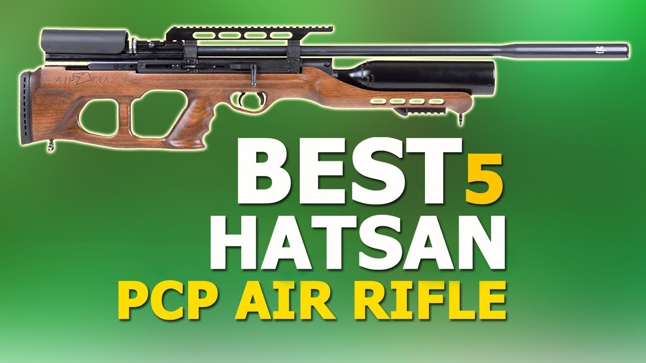 5 Best Hatsan PCP Air Rifles - Top 5 Best Hatsan PCP 2019