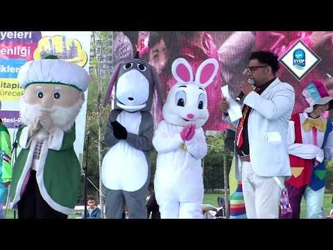 Eyüp Çocuk Sanat Festivali Volkan Abi ile Kukla Gösterisi
