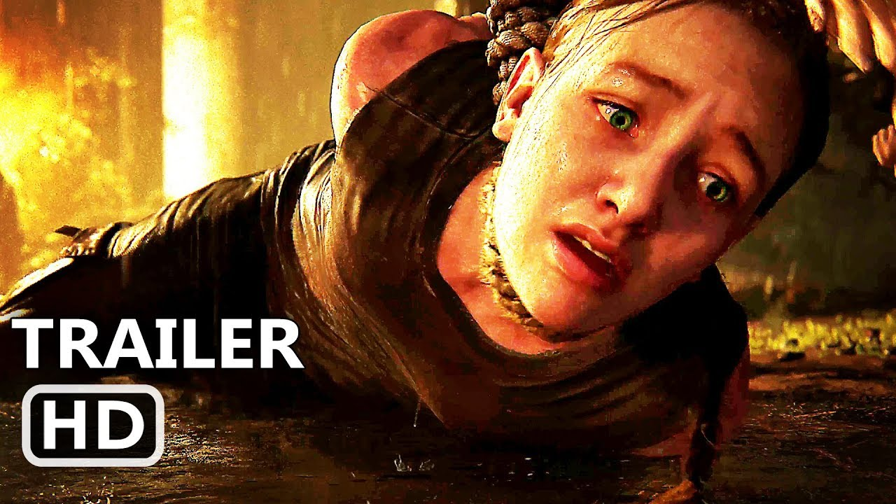 THE LAST OF US 2 Trailer (2018)