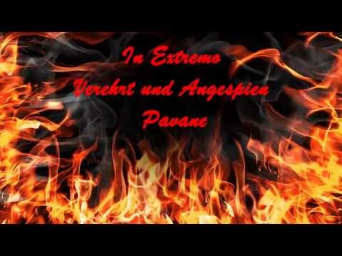 In Extremo - Verehrt und Angespien - Pavane