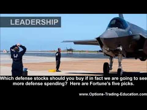 Which Defense Stocks Should You Buy?
