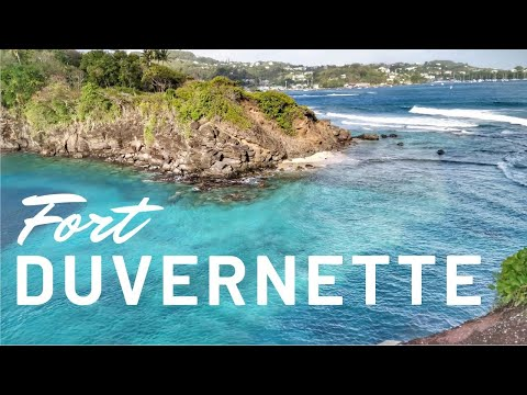 Hidden Gem Fort Duvernette St. Vincent