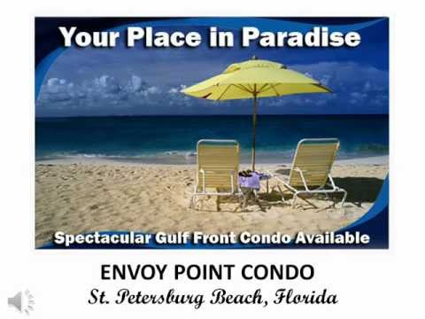ENVOY POINT GULF FRONT Condo For Rent, St. Petersburg Beach, Florida