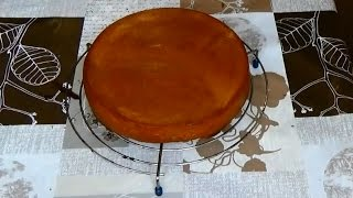 "Рецепт бисквита для торта ""Прага"".Тесто для торта. Бисквитное тесто.Тесто для торта рецепт"