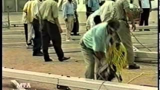 Preparations of Jalsa Salana Germany 2000