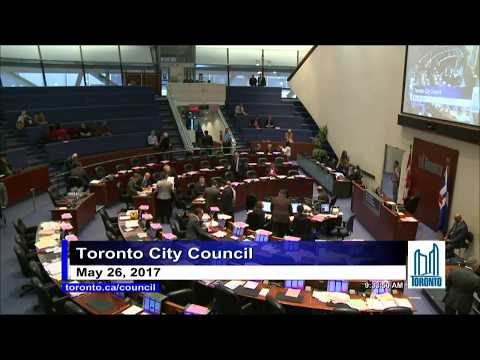 City Council - May 26, 2017
