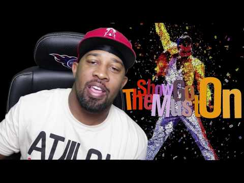 Queen - The Show Must Go On Official Video (Reaction!!!!)