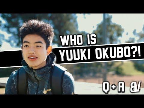Yuuki Okubo Q&A! Ankle Breaker Video, Shareef 1v1, Says Water Isn't Wet & More!