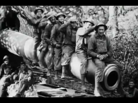 US Marines of World War One