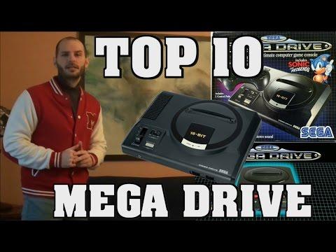 TOP 10 - ¡¡¡MEJORES JUEGOS DE MEGA DRIVE!!! - Sasel - Sega Genesis - Español - Ranking