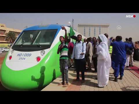 Sudan seeks to establish new railway linking to Ethiopia and South Sudan