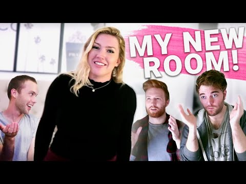My New Room Tour!