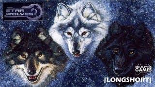 Gwiezdne Wilki (Star Wolves) - Kosmiczny chill | LONGSHORT GAMEPLAY