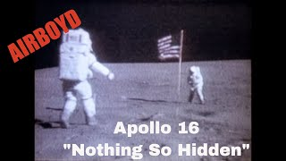Apollo 16 - Nothing So Hidden