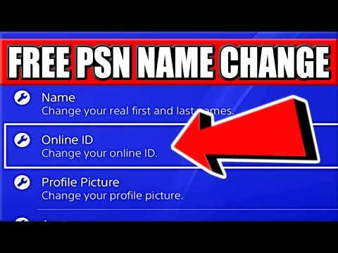 How do i change my online gamertag on ps4