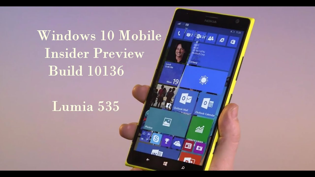 Update a Microsoft Lumia Phone to Windows Mobile 10 - VisiHow