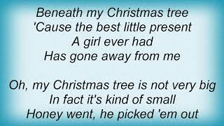 Supremes - My Christmas Tree Lyrics