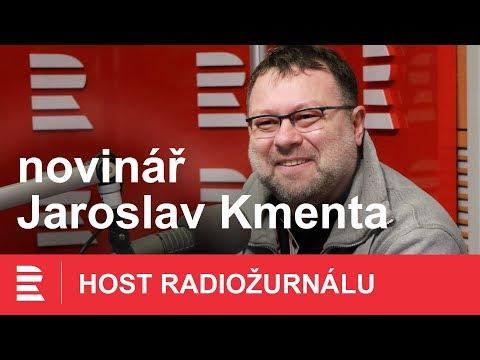 Jaroslav Kmenta: Investigativní novinář potřebuje čas a dobrého šéfa