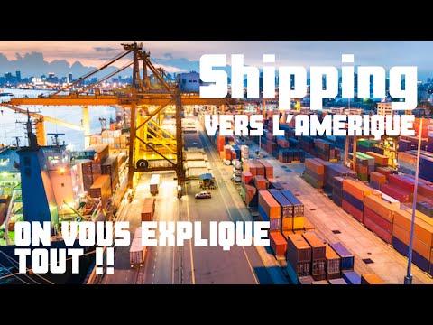 #4 SHIPPING: Comment envoyer son camion/camping car en Amérique du Sud ?