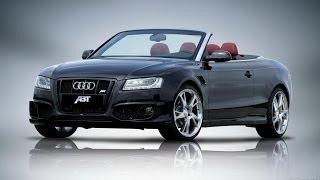 Abt Audi AS5 Cabrio 2009 Videos