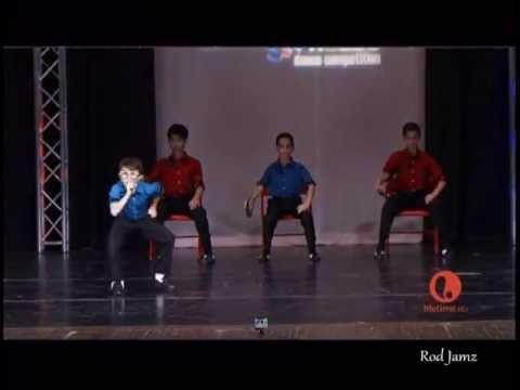 Anthony Burrell - Choreographer for Robert Nick Gino and Jaylen - CADC