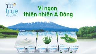 Quảng cáo sữa chua TH true Yogurt - Vị Ngon Thiên Nhiên Á Đông thumbnail