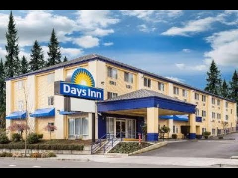 Days Inn Seattle North - Shoreline Hotels, Washington