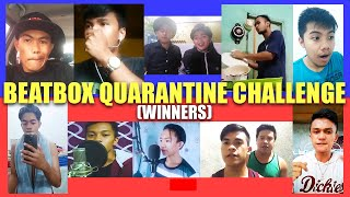 BEATBOX QUARANTINE CHALLENGE [Winners]