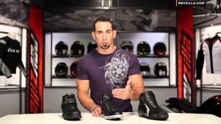 Motorcycle Boots Sizing & Buying Guide at RevZilla.com