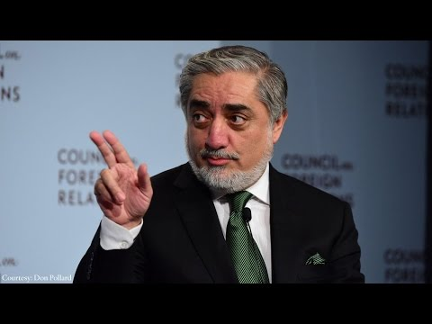 A Conversation With Abdullah Abdullah