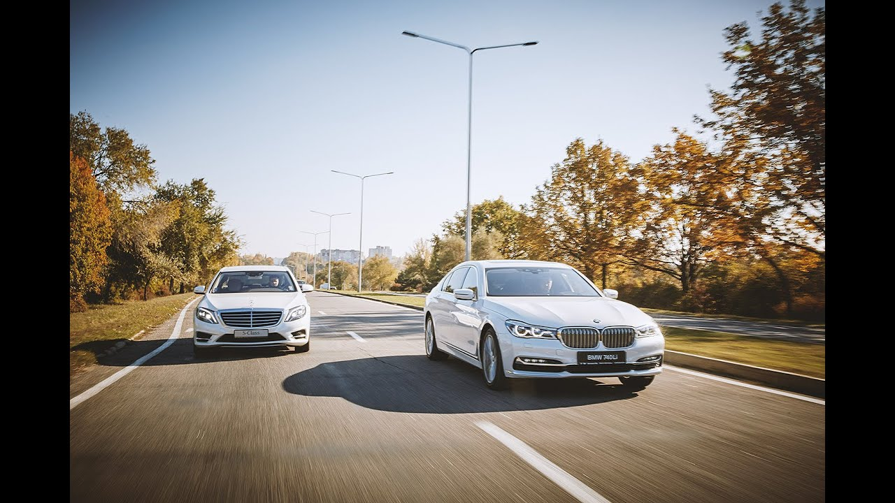 Bmw 7 series g12 vs mercedes benz s class w222 test drive for Mercedes benz f 750 price