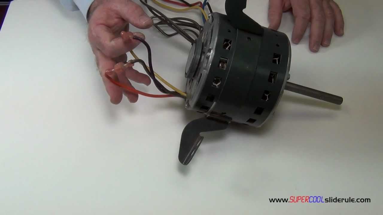 How To Change The Rotation Of A Reversible Motor Youtube Diagram Further Century Ac Wiring On Induction Heater