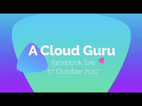 New AWS Certified Solutions Architect Exam - Facebook Live Q&A