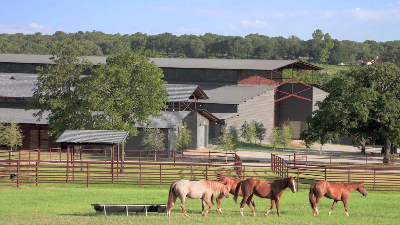 Cutting horse ranch 2011 texas architects design awards for Horse farm