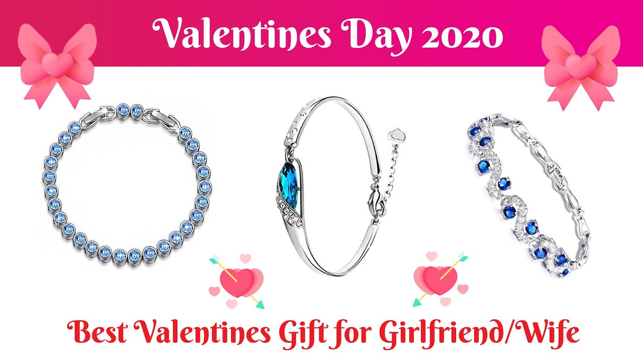 Valentines Day 2020 : Gift Ideas For Women/Best Special ...