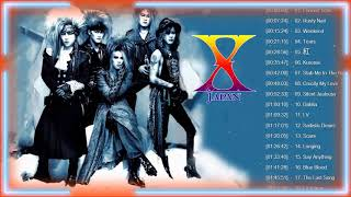 X Japan メドレー ♫ X Japan 人気曲 2020 ♫ X Japan スーパーフライ ♫ X Japan おすすめの名曲 2020 ♫  X Japan Endless Rain