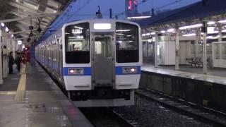 415系FM-1501編成 下関駅到着