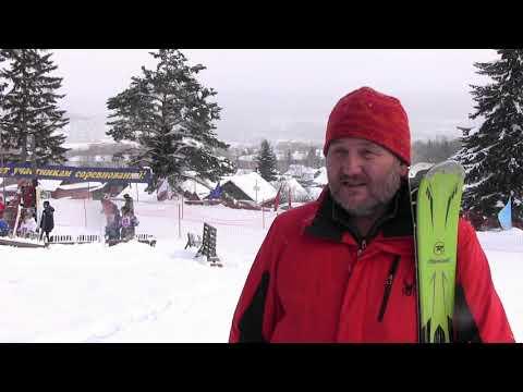 Открытие 30-го сезона горнолыжного спорта в Железногорске-Илимском