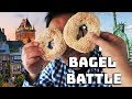 Bagel Battle MONTREAL by NEW YORKERS