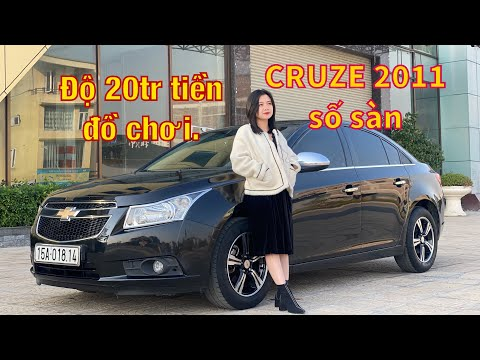 Cruze 2011 MT đã độ rất nhiều đồ chơi Giá rẻ chỉ hơn 200tr ☎️ ( Zalo ) 0964956989