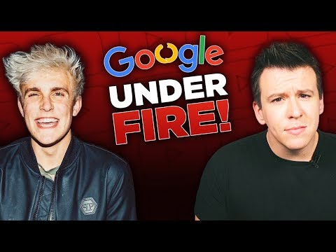 Thumbnail: FIRED! Why Google's Controversial Firing Has Blown Up! Harmful Sexist Stereotypes or Free Speech?